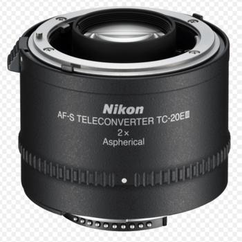 Rent Nikon TC-20E II teleconverter