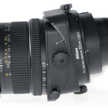 Rent Nikon Nikkor FD PCMicro 85mm f/2.8D