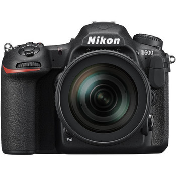 Rent Nikon D500 with battery grip MB-D17