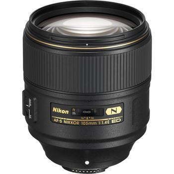 Rent Nikon AF-S NIKKOR 105mm f/1.4E ED Lens