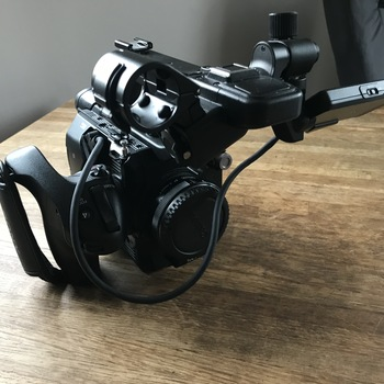 Rent Sony FS5 with Metabones E - EF adapter (Body ONLY)