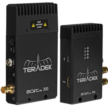 Rent Teradek Bolt Pro 300 (HDMI/SD) Transmitter and Receiver
