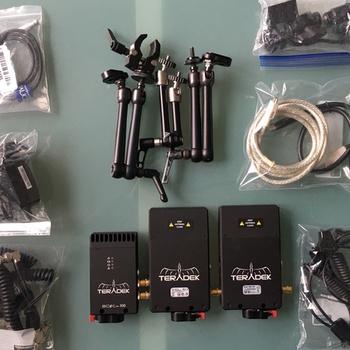 Rent Teradek Bolt 300 3G-SDI Video 1 TX + 2 Receiver (latest gen)