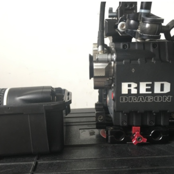 Rent RED Scarlet Dragon 5K + Accessories