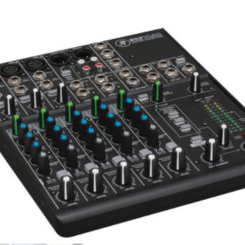 Rent Audio Package 2 Zoom H4n+ 5 mics +mixer + Boom & Blimp