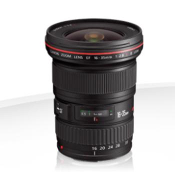 Rent Canon EF 16-35mm f/2.8 L USM