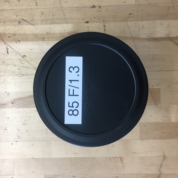 Rent CN-E 85mm T1.3 L F Cinema Prime Lens