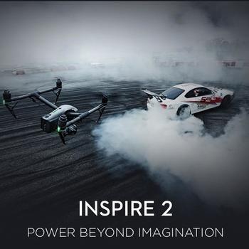 Rent DJI Inspire 2 with Zenmuse X5S