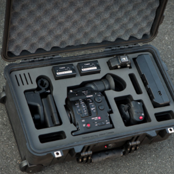 Rent Canon C300 Mark II EF mount - body