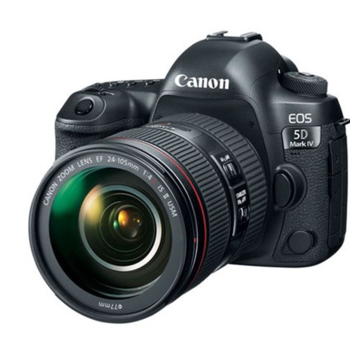 Rent Canon 5D Mark IV with 24-105 mm Lens