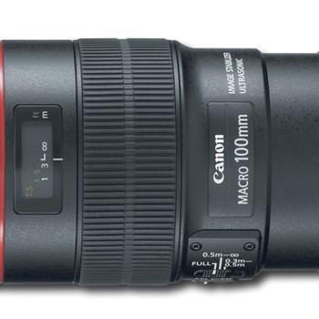 Rent Canon EF 100mm f/2.8 Macro IS USM