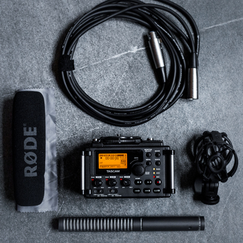 Rent Rode Field Recording Interview Kit