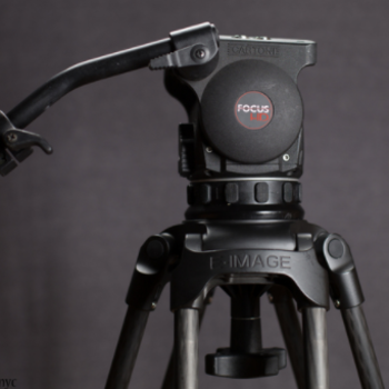Rent Cartoni Focus HD carbon fiber tripod system