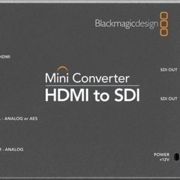 Rent BMD HDMI to SDI converter