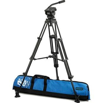 Rent Vinten Vision Blue Tripod w/ spreaders and case