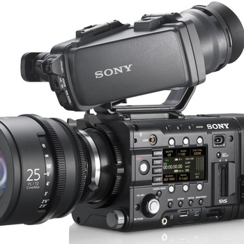 Rent Sony CineAlta F5 - 4K internal & Netflix approved.