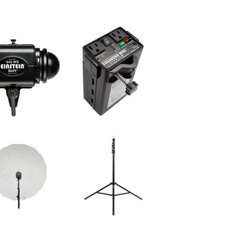 Rent Outdoor light kit