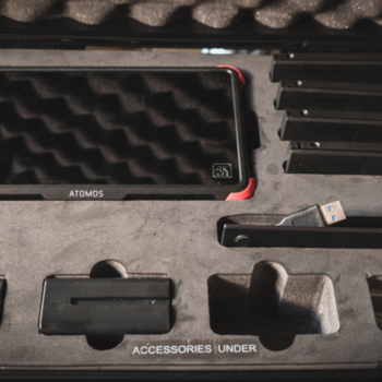 Rent Atomos Ninja Flame 7-in 4K Recorder + 1TB SSD