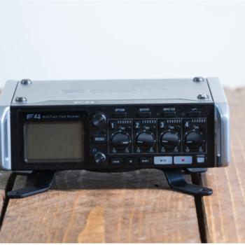 Rent Zoom F4 Multitrack Field Recorder w TC, 6 Input & Headphones