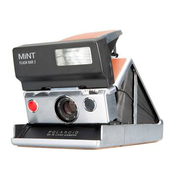 Rent Polaroid SX-70 converted for 600 film