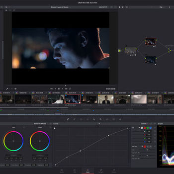 Rent Mobil DIT Coloring station w/ Davinci Resolve mini panel