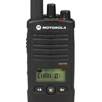 Rent  10 Motorola RDU4160D Radios w/ belt holsters (no surveillance included)