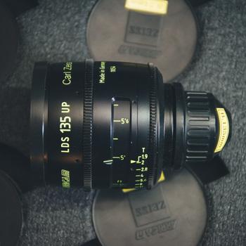 Rent Arri Ultra Prime LDS 6x Lens Set (16, 24, 32, 50, 85, 135)