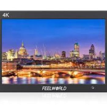 Rent FEELWORLD T7 7 Inch IPS 4K HDMI Monitor 1920x1200