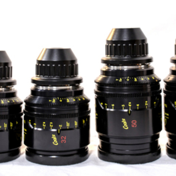 Rent Cooke Mini s4/i (Set of 6)