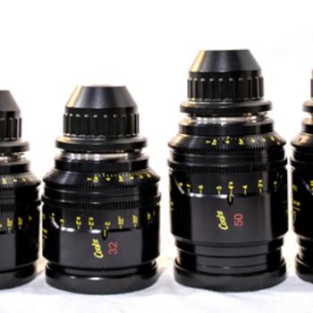 Rent Cooke Mini s4/i Lens (Single Lens Rental)