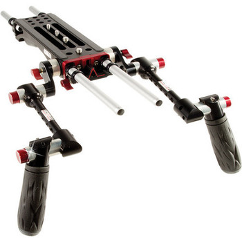 Rent SHAPE BP7000 V-Lock Quick-Release Baseplate Kit