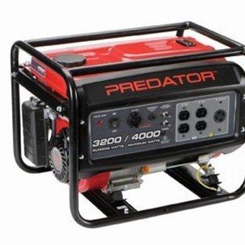 Rent Predator 4000 Watt Peak/3200 Running 6.5 HP 212cc