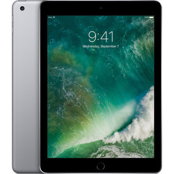 "Rent Apple 9.7"" iPad (2017, 128GB, Wi-Fi Only, Space Gray)"