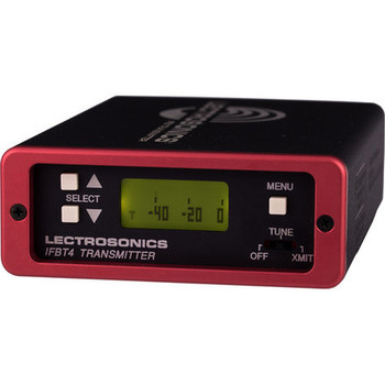 Rent Lectrosonics IFBT4-VHF IFB Transmitter (174.100Mhz)