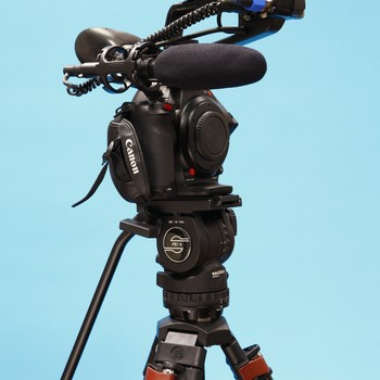 Rent Canon C100 Mk II Doc Package