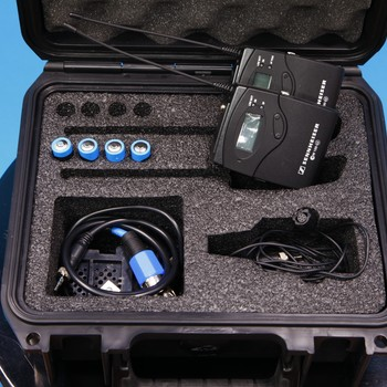 Rent Sennheiser G3 Wireless Lav