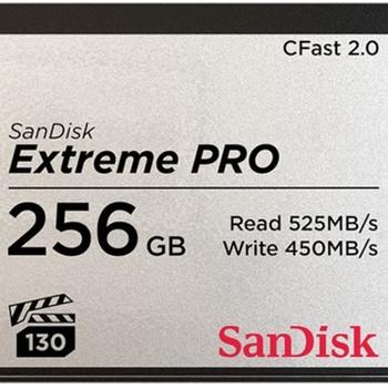 Rent 2 x sandisk/lexar  256gb cfast cards