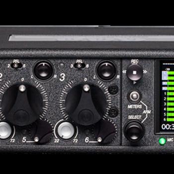 Rent Sound Devices 633 Multi Track Recorder