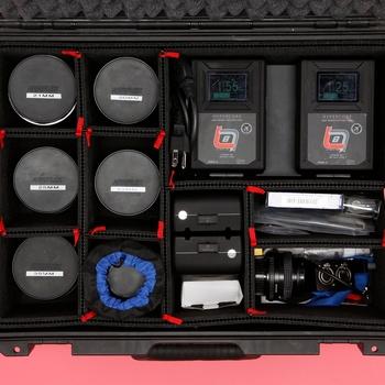 Rent 5K Red Scarlet-W w/Zeiss Classic Cine-Mod Lenses