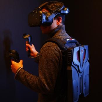 Rent HTC Vive VR Headset