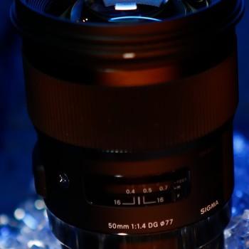Rent Sigma 50mm F1.4 ART Lens