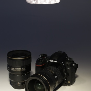 Rent Nikon D750 w/ pro lens included in rental price