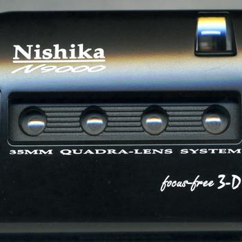 Rent Nishika N9000 3-D GIF Camera