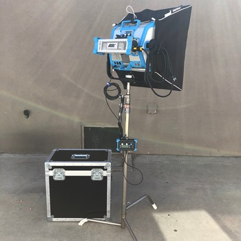 Rent Arri Skypanel S30-C Kit with new FW4!