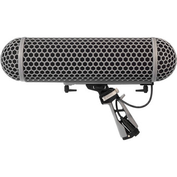 Rent Rode NTG-3 Shotgun Microphone with Boom Pole, Windscreen, sound muffler, XLR cable etc.