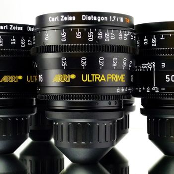Rent Set of 6 Ultra Primes