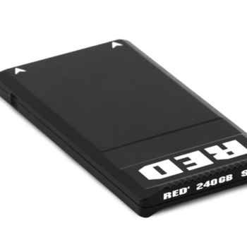 "Rent 2x Red 1.8"" SSD Mag 256GB"