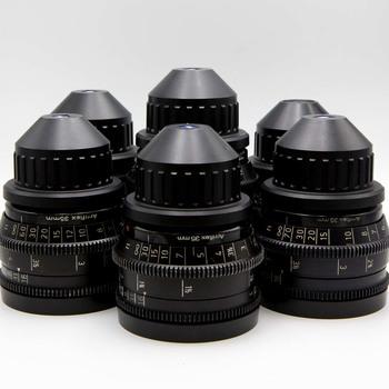Rent Zeiss Super Speed Lens Set of 6