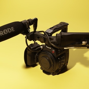 Rent Canon C200 includes free Sigma Zoom Lens (17-50mm 1:2.8)