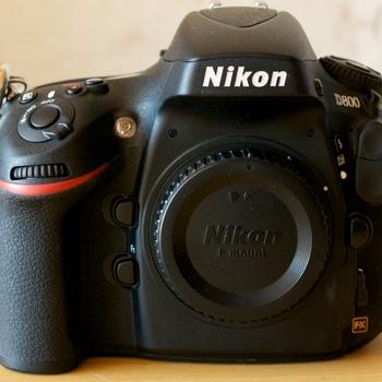 Rent Nikon D800 36MP 1080p Full Frame DSLR